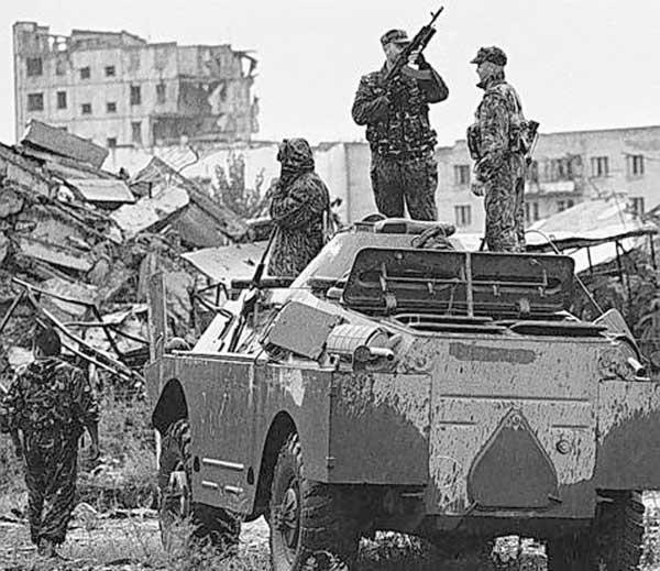 Бойцов, воевавших на Северном Кавказе, приравняют к воинам-интернационалистам