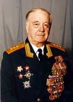 Генерал-полковник Владимир ДМИТРИЕВ: «Мое дело – охранять ...